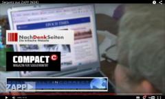 Der neueste Angriff auf die NachDenkSeiten: Der NDR demontiert sich selbst (Manipulation gegen Albrecht Müller, außerdem gegen Diether Dehm)