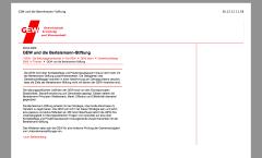 GEW: Die neoliberale Agenda von Bertelsmann